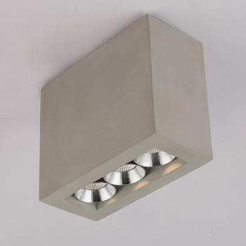 Globo Lighting Timo LED Spot/Deckenleuchte, 3-flammig