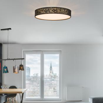Globo Lighting Tuxon LED Deckenleuchte, klein