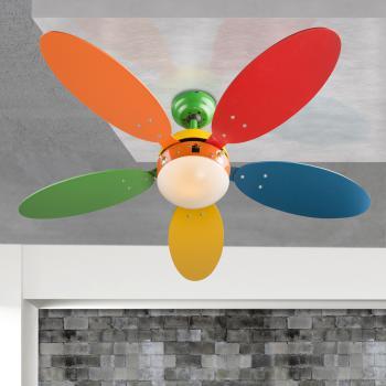 Globo Lighting Wade I Deckenleuchte/Ventilator