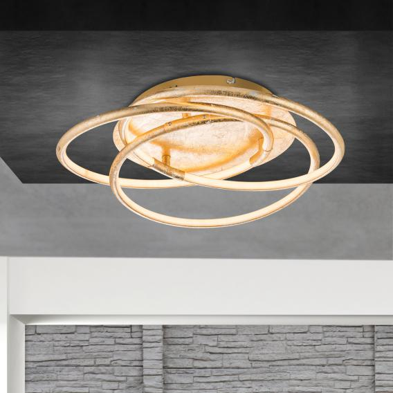 Globo Lighting Barna LED Deckenleuchte