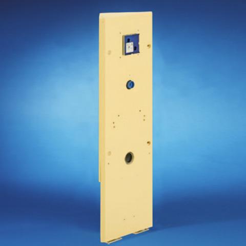 Grumbach Eck-Urinal-Stein, H: 108 cm
