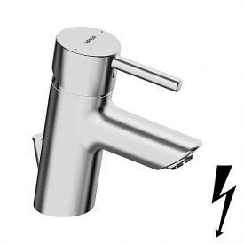Hansa Vantis Style Waschtisch-Einhand-Einlochbatterie mit Ablaufgarnitur, für offene Heißwasserbereiter
