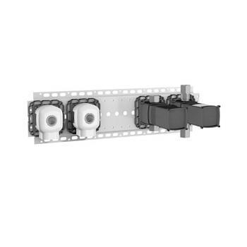 Hansa Matrix Unterputz-Installationspaket 02 Einhand-Batterie