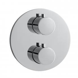 Herzbach Design New / Memo / Nano / Ventura Thermostat round Unterputz für 2 Verbraucher