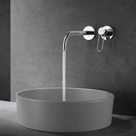AXOR Uno Einhebel-Waschtischmischer für Wandmontage Ausladung: 225 mm, chrom