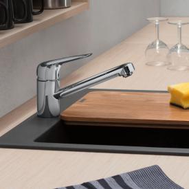 Hansgrohe Focus M42 Einhebel-Küchenmischer 100 chrom