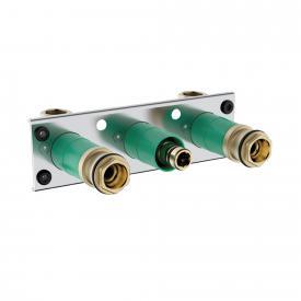 Hansgrohe Grundkörper für ShowerTablet 600 Thermostat Universal für 2 Verbraucher