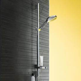 Hansgrohe Raindance Select S 150 3jet Handbrause/ Unica'S Puro Brausestange Set Höhe: 900 mm, chrom
