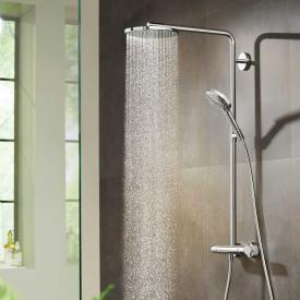 Hansgrohe Raindance Select S Showerpipe 240 1jet PowderRain mit Thermostat chrom