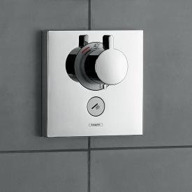 Hansgrohe ShowerSelect Thermostat Highflow Unterputz, 1 Verbraucher  1 zus. Abgang
