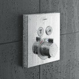 Hansgrohe ShowerSelect Thermostat Unterputz für 2 Verbraucher chrom