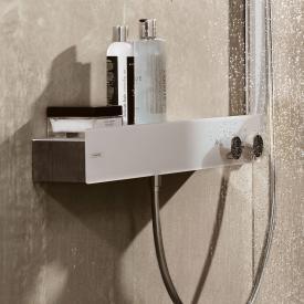 Hansgrohe ShowerTablet 600 Thermostat Universal für 2 Verbraucher weiß/chrom