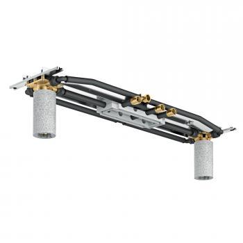 AXOR Grundkörper für ShowerHeaven 1200 x 300 mm 4jet Kopfbrause