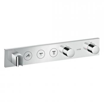 AXOR ShowerSolutions Thermostatmodul Select 530 / 90  für 3 Verbraucher