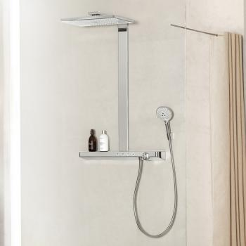 Hansgrohe Rainmaker Select 460 3jet Showerpipe, EcoSmart