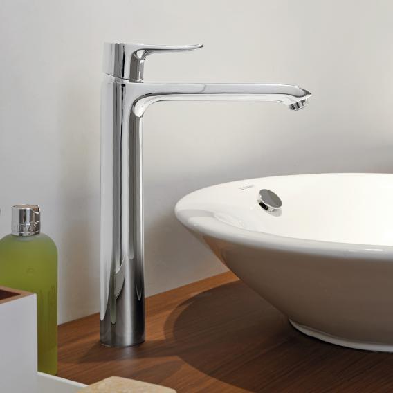 Hansgrohe Metris Einhebel-Waschtischmischer 260, für Waschschüsseln ohne Ablaufgarnitur