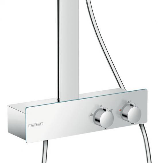 Hansgrohe Raindance E 300 1jet Showerpipe 350 ST