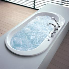 Hoesch FOSTER Oval Whirlpool mit Deluxe Whirl-Air Whirlsystem