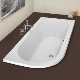 Hoesch HAPPY D Eck-Badewanne weiß
