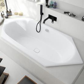 Hoesch iSENSI Sechseck-Badewanne, Einbau