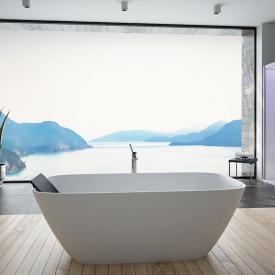 Hoesch LASENIA freistehende Badewanne weiß matt