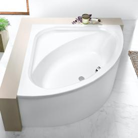 Hoesch PARANA Eck-Badewanne mit Verkleidung