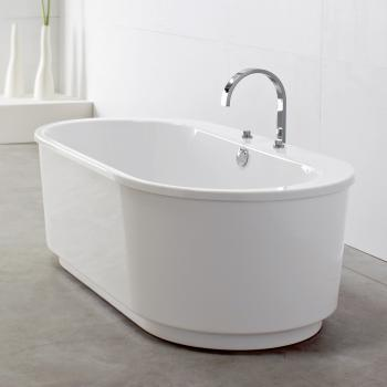 Hoesch FOSTER freistehende Badewanne