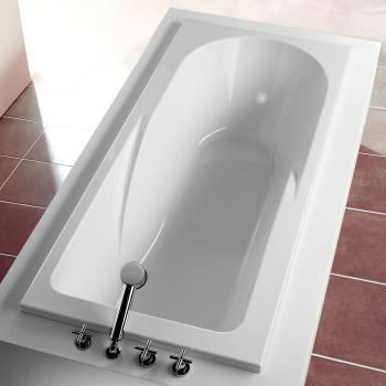 Duschbadewanne kaufen » Badewanne mit Duschzone günstiger - EMERO