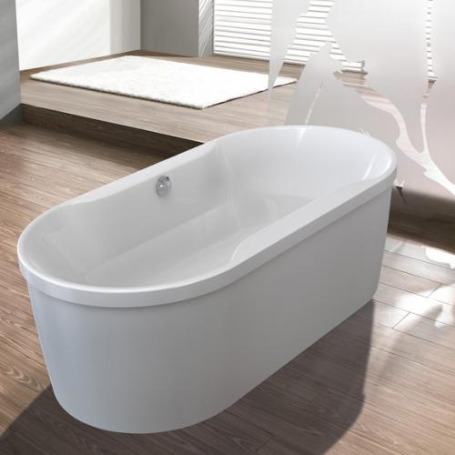 Hoesch SPECTRA freistehende Badewanne