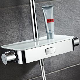 HSK AquaSwitch Unterputz-Thermostat Softcube mit 2 Abgängen weiß