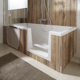 Duschbadewanne » Badewanne mit Duschzone bei EMERO