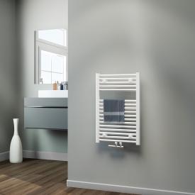 HSK Line Badheizkörper mit Mittelanschluss weiß, 443 Watt