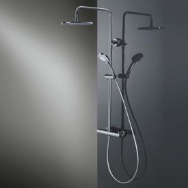 HSK RS 200 Thermostat Shower-Set mit Kopfbrause flach