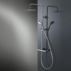 HSK RS 200 Thermostat Shower-Set mit Kopfbrause super-flach