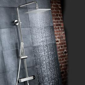 HSK RS 500 Shower-Set mit Thermostat und Kopfbrause super-flach