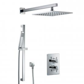 HSK Shower-Set 3.05 Kopfbrause flach