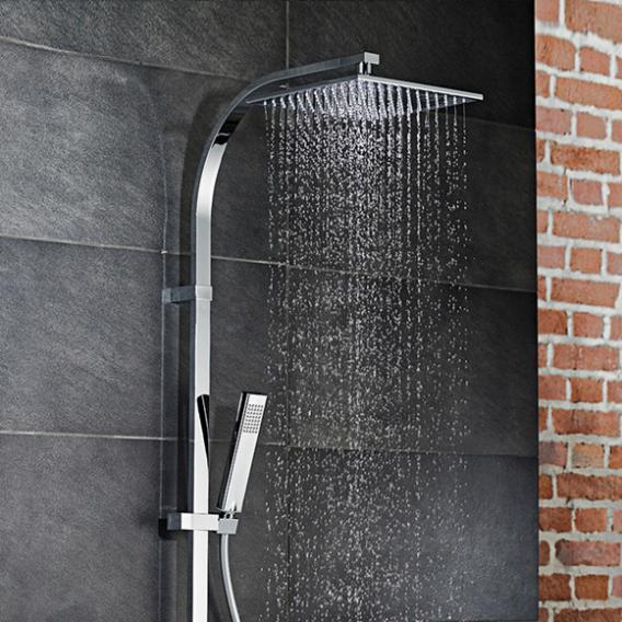 HSK AquaSwitch RS 500 Shower-Set mit Kopfbrause flach