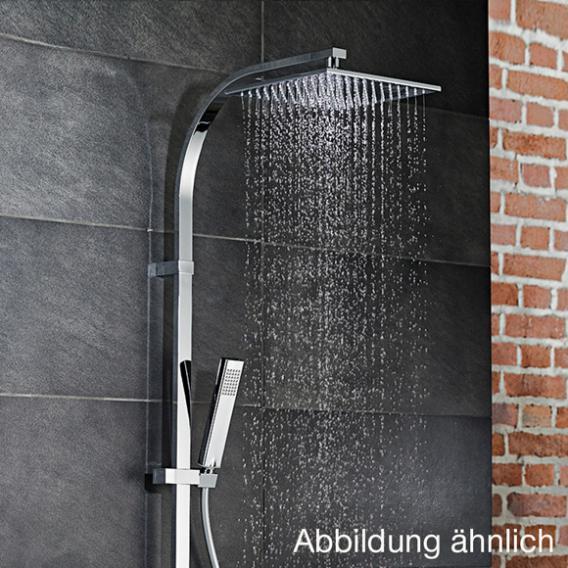 HSK AquaSwitch RS 500 Shower-Set mit Kopfbrause super-flach