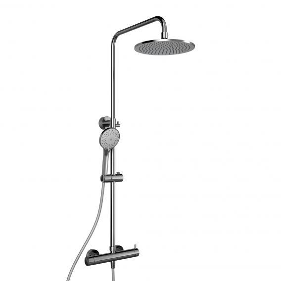 HSK RS 200 Mix Einhebelmischer Shower-Set mit Kopfbrause flach