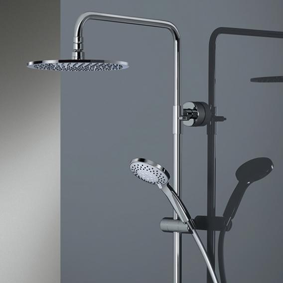 HSK RS 200 Shower-Set mit Kopfbrause flach