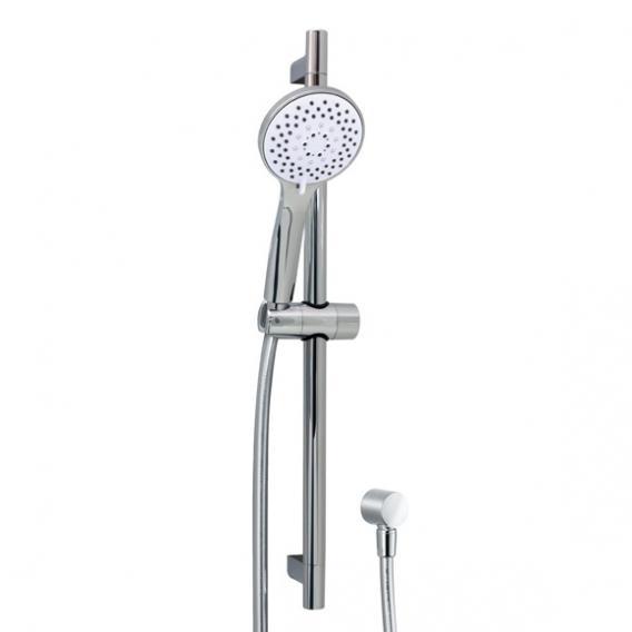 HSK Shower-Set 1.05, mit Deckenarm, Kopfbrause flach