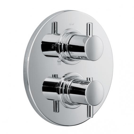 HSK Shower-Set 1.05, Wandarm gerade, Kopfbrause super-flach