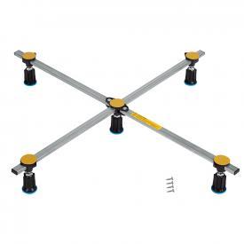 poresta systems Ferroplast ® D5 Mini XL Duschwannenfuß