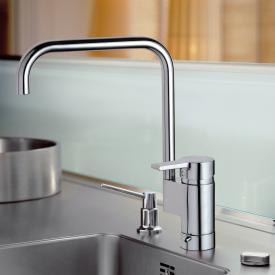Ideal Standard Active Einhebel-Küchenarmatur mit Geräteabsperrventil chrom
