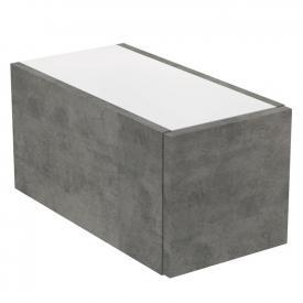 Ideal Standard Adapto Unterschrank Front stein dekor / Korpus stein dekor