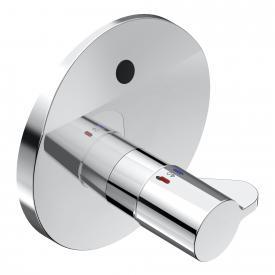 Ideal Standard Cera Plus Sensor-Brausearmatur mit Griff zur thermischen Desinfektion geeignet, für Batteriebetrieb