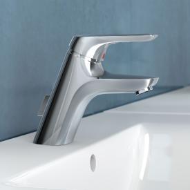 Ideal Standard CeraMix Blue Einhebel-Waschtischarmatur mit Duchflussbegrenzer mit Ablaufgarnitur
