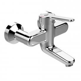Ideal Standard CeraPlus 2 Einhebel-Wand-Waschtischarmatur mit absper.  S-Anschlüsse Ausladung: 199 mm