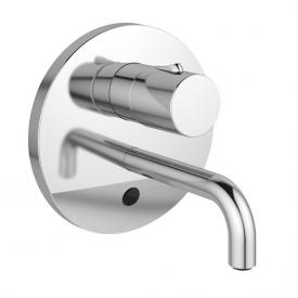 Ideal Standard CeraPlus Sensor-Wand-Waschtischarmatur Temperatureinstellung über Griff, Netzbetrieben Ausladung: 150 mm