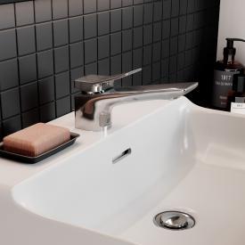 Ideal Standard Conca Waschtischarmatur chrom, mit Ablaufgarnitur